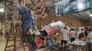 La Redonda empieza a preparar el Carnaval