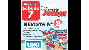 Llega un nuevo número de la Revista Disney Juniors