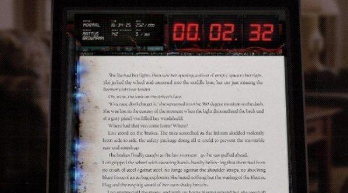 Una novela explota si no se la lee en 24 horas