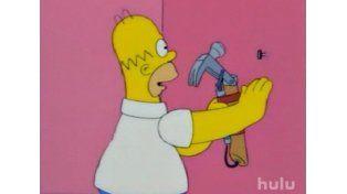 El martillo eléctrico de Homero, es una realidad
