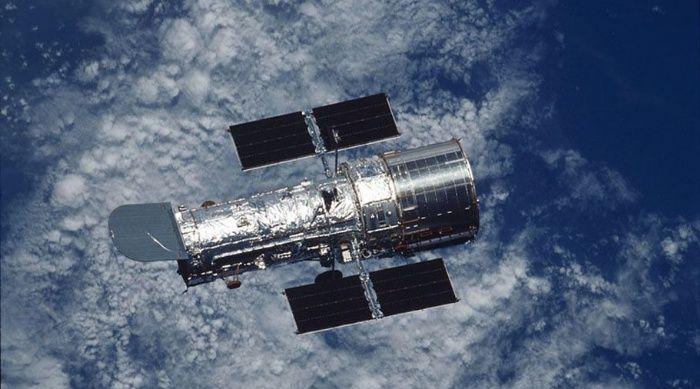 El telescopio Hubble capta un asombroso acto de canibalismo