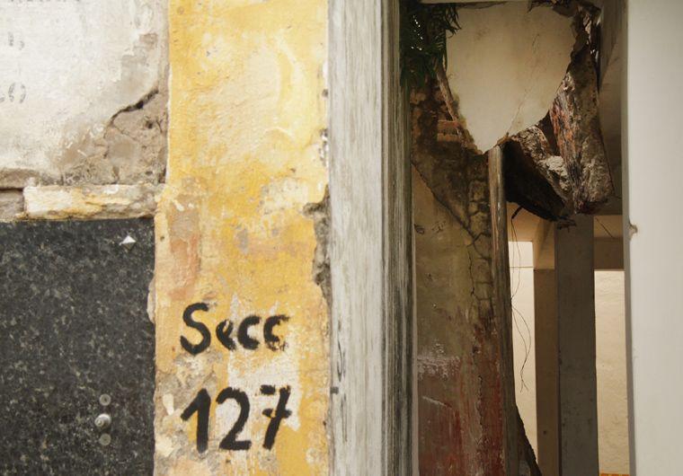 Piden garantías en la entrega de los restos de la sección 126 del Cementerio