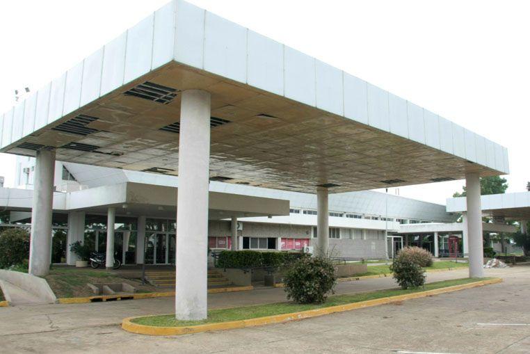 Repararán los aleros de ingreso y egreso del Aeropuerto de Sauce Viejo