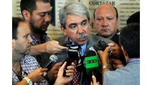 Aníbal Fernández se excusó de juzgar a Capitanich y minimizó el hecho