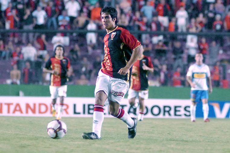 Bertoglio reveló sus ganas de volver a jugar en Colón.