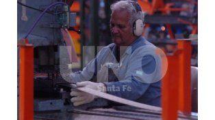 En actividad. La economía santafesina mostró signos de crecimiento por décimo mes consecutivo