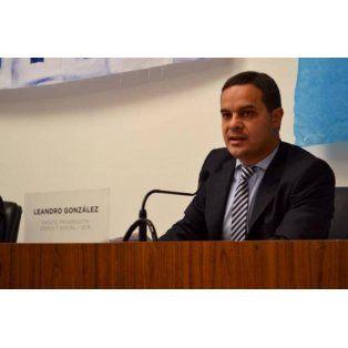 La propuesta fue una iniciativa del concejal Leandro González