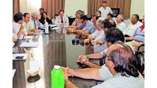 Continúan las negociaciones paritarias con los municipales