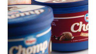 Retiran del mercado un lote de bocaditos helados Chomp de Frigor