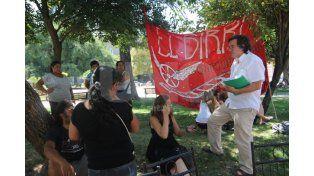 Familiares de los detenidos por los saqueos pidieron por su liberación