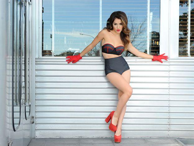 Teen angel sexy | La producción de fotos hot de Lali Espósito