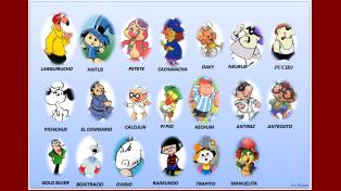 Todos los personajes de García Ferré, el hombre que dibujó la infancia argentina