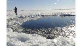 Finalmente encontraron fragmentos del meteorito que cayó en Rusia