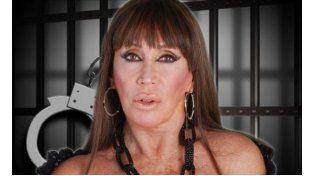 Moria fue eximida de prisión