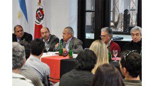 El Foro Nacional de Concejales Radicales se reunió ayer en la Estación Belgrano