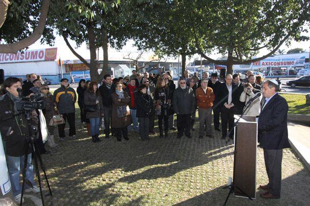 Santa Fe rindió homenaje a las víctimas del atentado a la AMIA