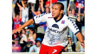 El Chino Luna fue el goleador del campeonato