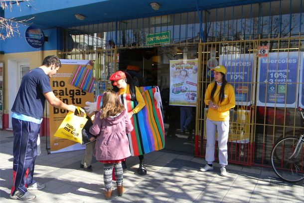 El Municipio continúa con la campaña de reducción del uso de bolsas plásticas