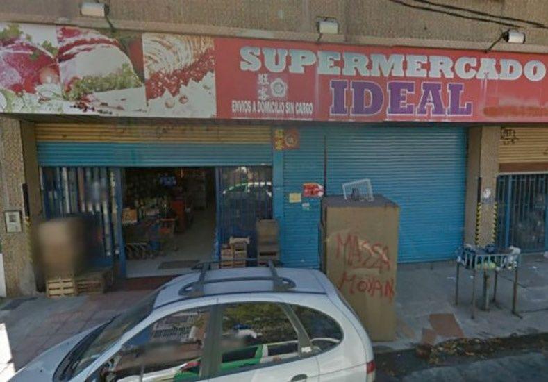 Mató al ladrón que intentó robar en su supermercado Chino