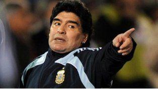 El polémico mensaje de Maradona para el Presidente Mauricio Macri