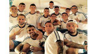 El jugador más gordo de la Copa América es argentino