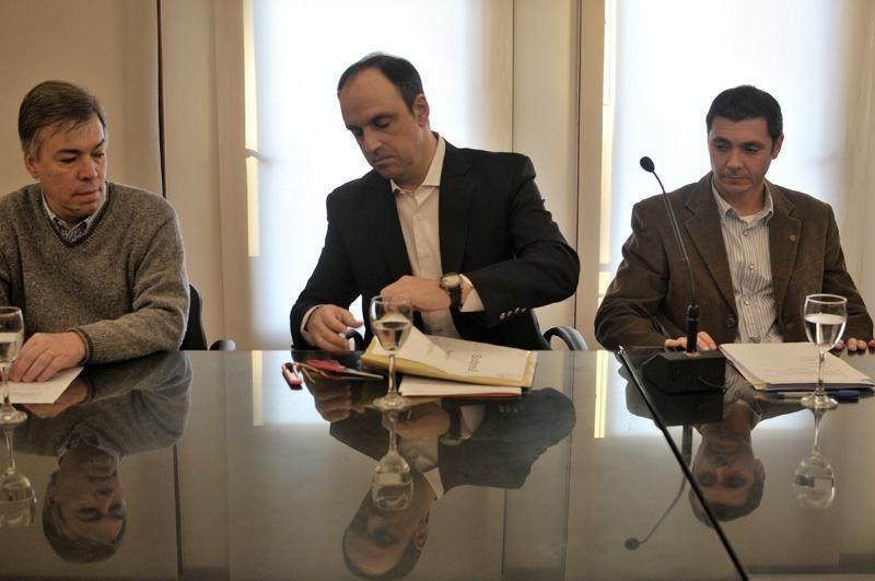 Cuatro empresas presentaron sus ofertas para los trabajos de reposición de luminarias