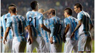 Argentina piensa en los cuartos de finales