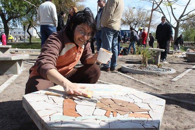 Convocan a presentar Proyectos de Intervenciones Artísticas Urbanas
