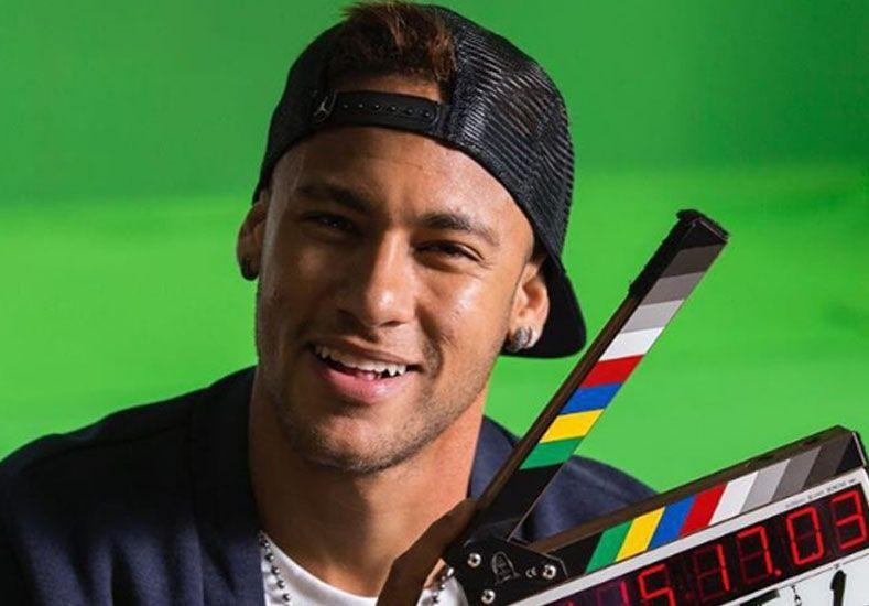 ¿Qué hacía Neymar mientras Brasil era eliminado de la Copa América?