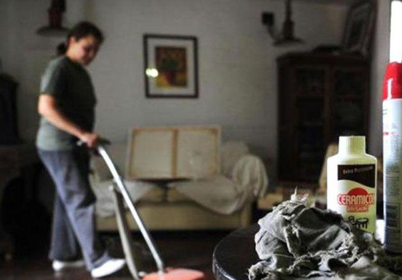 El miércoles se realizará la primera reunión paritaria del año del personal doméstico