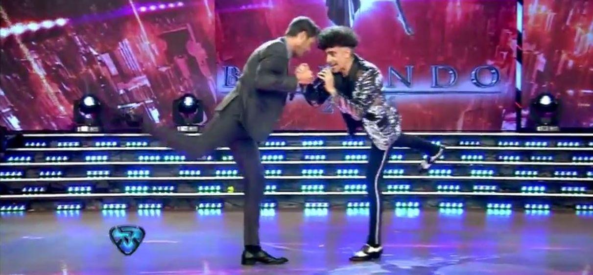 Favio Posca en el Bailando: Risas, talento y pico de rating