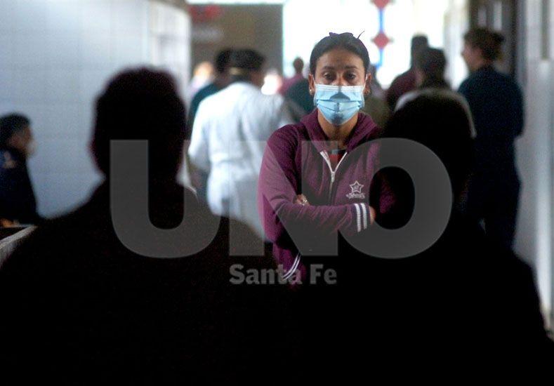Solidaridad. En caso de no pertenecer a un grupo de riesgo aconsejaron no forzar la vacunación / Foto: Juan Manuel Baialardo - Uno Santa Fe