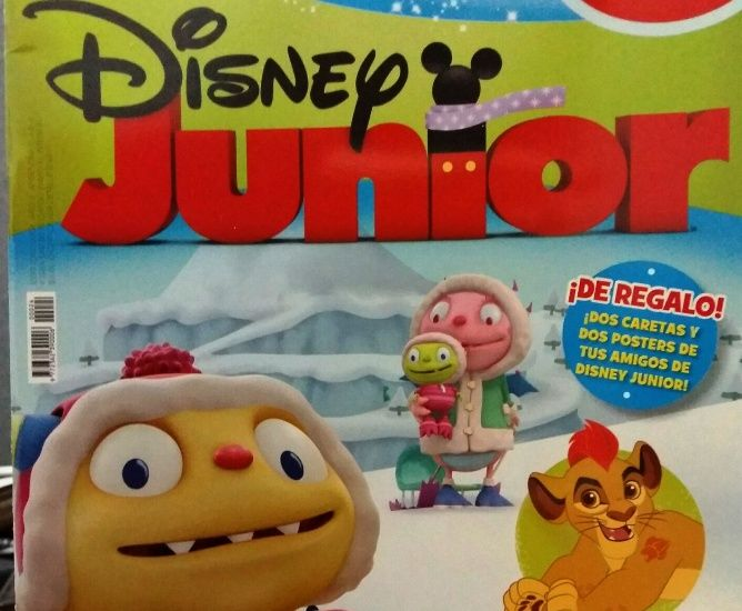 Llevate este martes la revista de Disney Junior