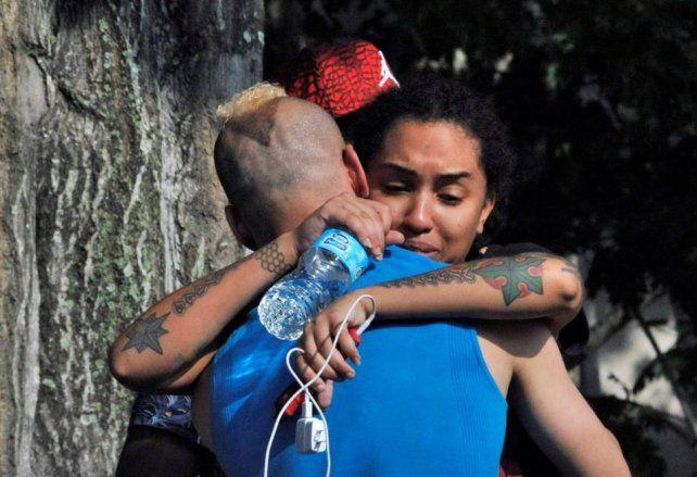 Impactante testimonio de una sobreviviente del atentado en EEUU