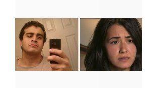 Omar Mateen y su ex esposa.