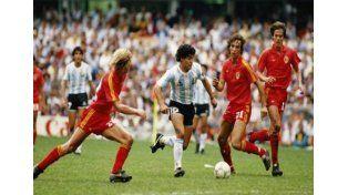 Viviendo el 86, la cuenta de Twitter que revive en tiempo real el mundial que ganó Argentina