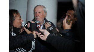 El presidente electo José Vignatti habló de su regreso al club. Foto: Manuel Testi / UNO Santa Fe