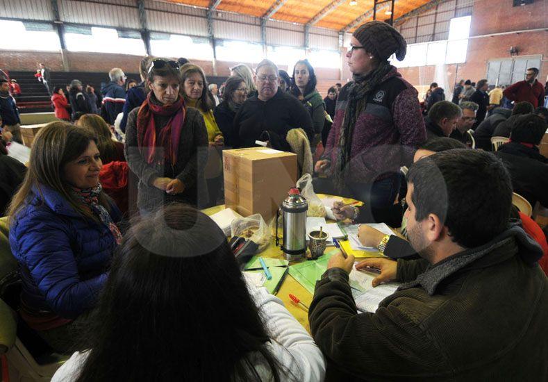 Vignatti es el nuevo presidente de Colón: los resultados mesa por mesa
