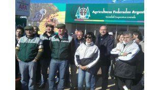 "Perotti: ""Los productores agropecuarios están expectantes por asistencia"""