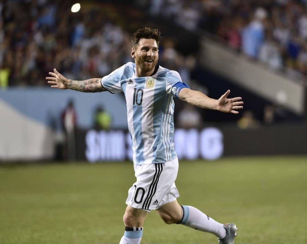 El gesto de Messi