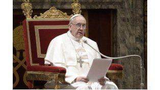 El papa Francisco rechazó el aporte del gobierno a Scholas Ocurrentes