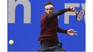 Del Potro se despidió de las semifinales del ATP de Stuttgart