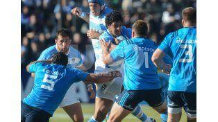 Los Pumas derrotaron 30 a 24 a Italia en un estadio de Colón repleto