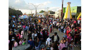 Participación. Se espera que los vecinos de distintos barrios se sumen a la celebración / Foto: Gentileza Municipalidad de Santa Fe