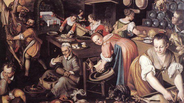 Revelan qué comía la población de la Edad Media