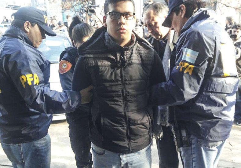 Delicado. Cantero estuvo tres años prófugo y una vez capturado hubo descuidos en su alojamiento.