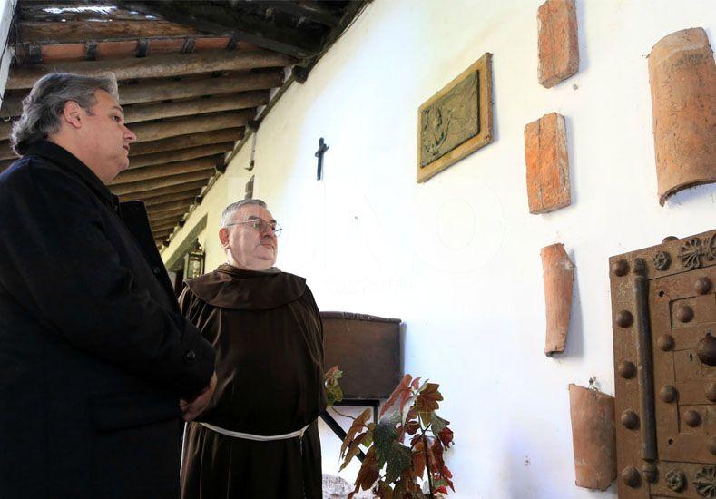 Entregaron $200 mil al Museo Histórico del Convento de San Francisco