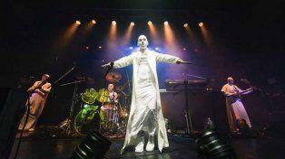 Los locales Sig Ragga fueron elogiados por el cantante de Divididos