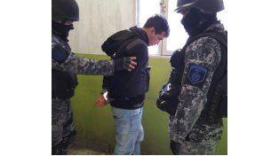 Por un error, Monchi Cantero pasó la noche en la misma celda que otros integrantes de Los Monos