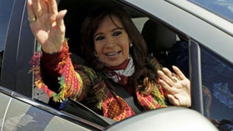 Cristina afirma que el proyecto de pago a jubilados es un caballo de Troya
